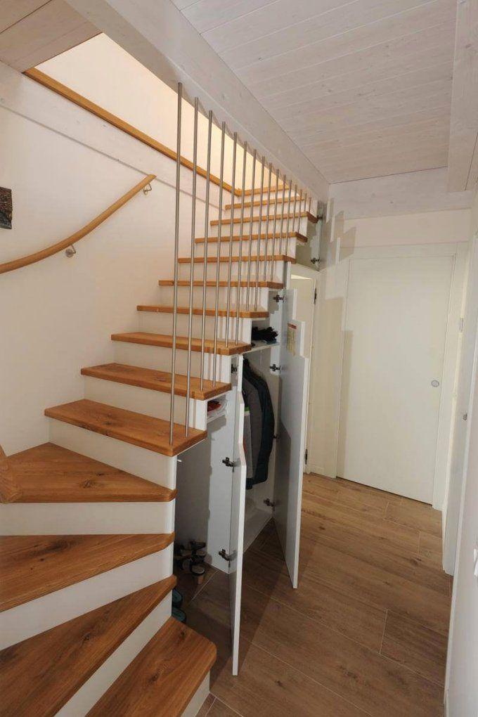 stauraum unter einer offenen treppe sinnvoll nutzen youtube von stauraum unter offener treppe. Black Bedroom Furniture Sets. Home Design Ideas