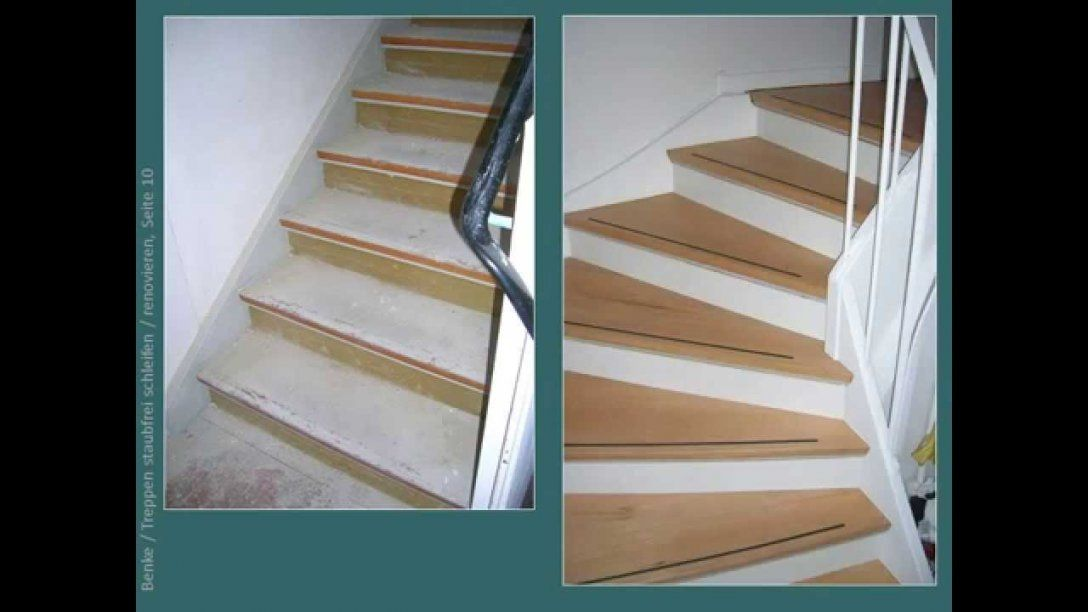 Treppe Abschleifen Und Lackieren | Haus Design Ideen
