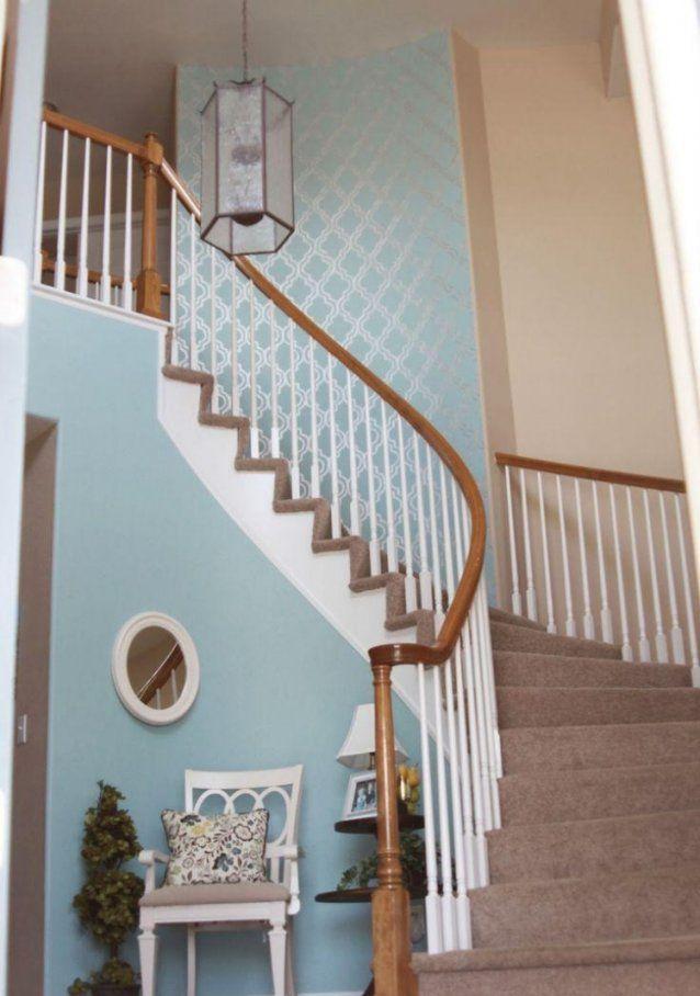 Treppenhaus Renovieren  63 Ideen Zum Neuen Streichen von Treppenhaus Streichen Welche Farbe Photo