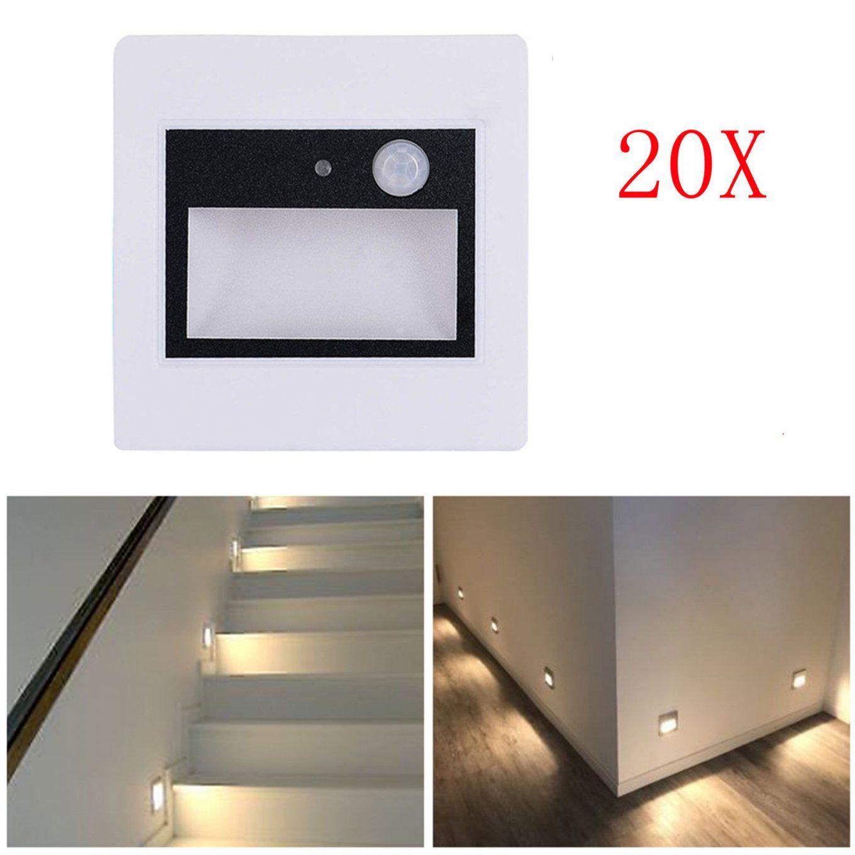 Treppenlicht Mehr Als 200 Angebote Fotos Preise ✓ von Treppenlicht Mit Bewegungsmelder 230V Photo