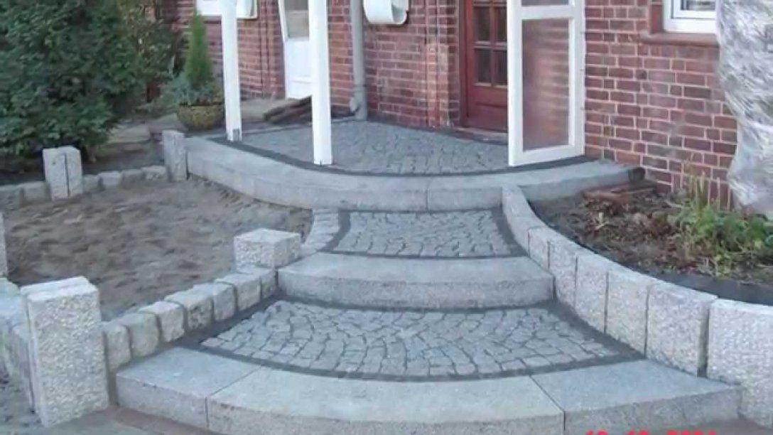 Treppenpodest  Youtube von Treppen Podest Selber Bauen Photo
