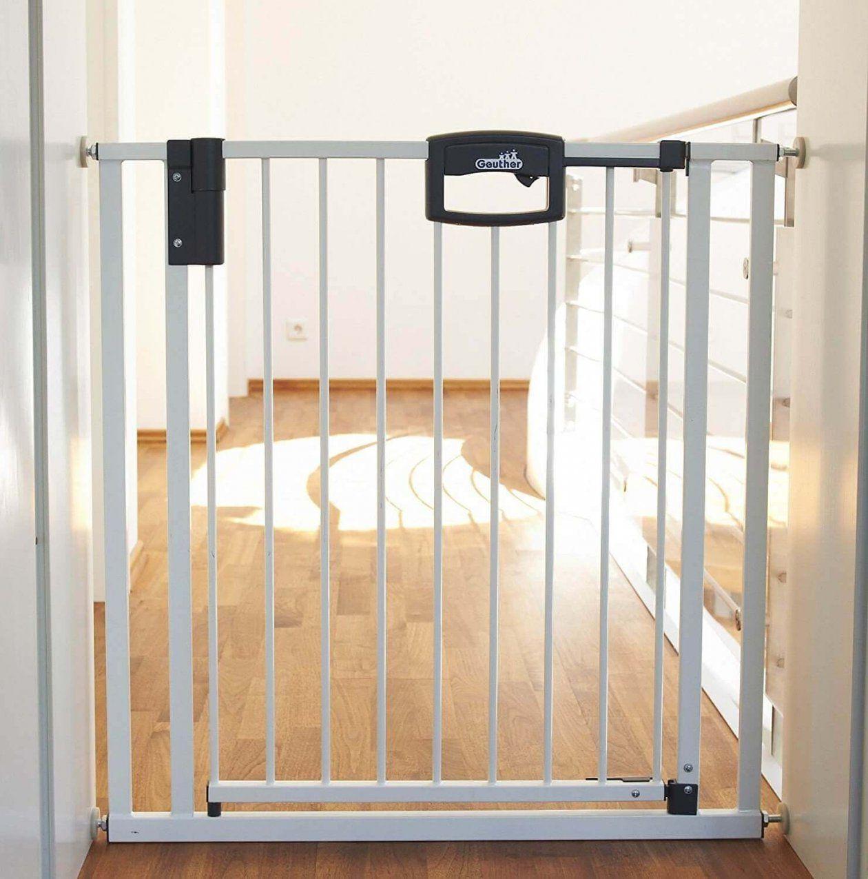 Treppenschutzgitter Ohne Bohren +++ Die Top 3 Schutzgitter 2017 +++ von Kindersicherung Treppe Ohne Bohren Photo