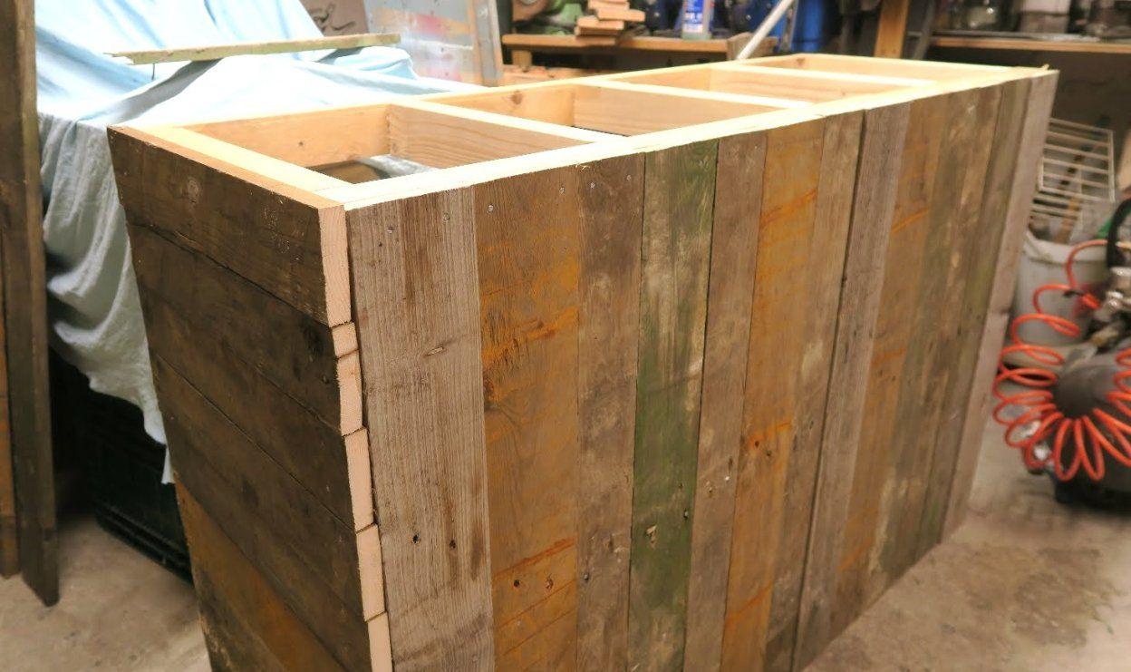 Tresen Selber Bauen Holz Mit Garten Bar Freshouse 13 Und K C3 Bcche von Tresen Selber Bauen Holz Photo