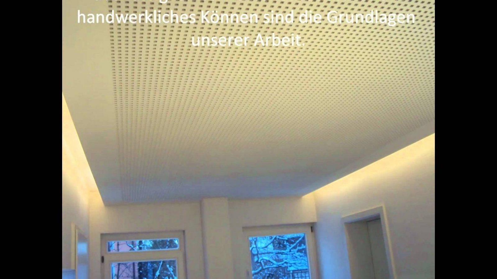 Trockenbau Indirekte Beleuchtung Anleitung Mit Trockenbau In München von Abgehängte Decke Indirekte Beleuchtung Anleitung Bild