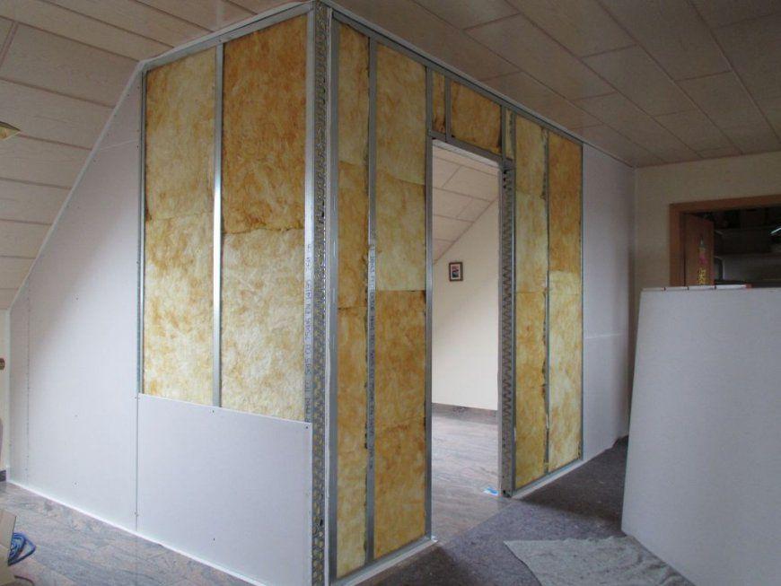 Trockenbau Tür Einbauen Anleitung | Haus Design Ideen