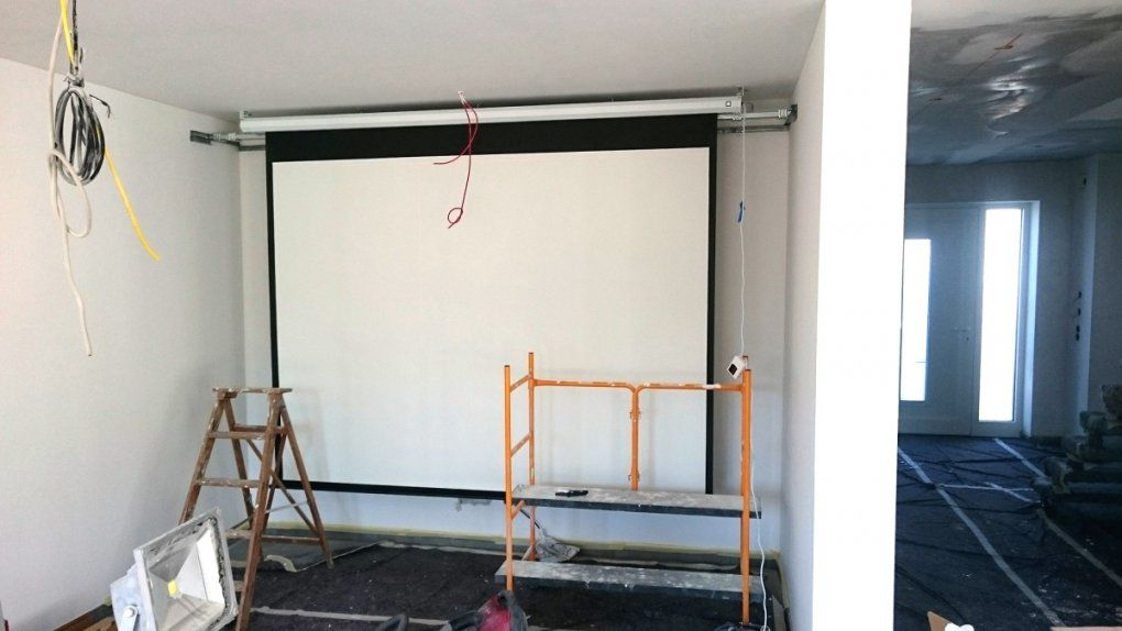 Trockenbau Tv Wand Anleitung Mit Wohnwand Selber Bauen Ideen von Tv Wand Selber Bauen Anleitung Bild