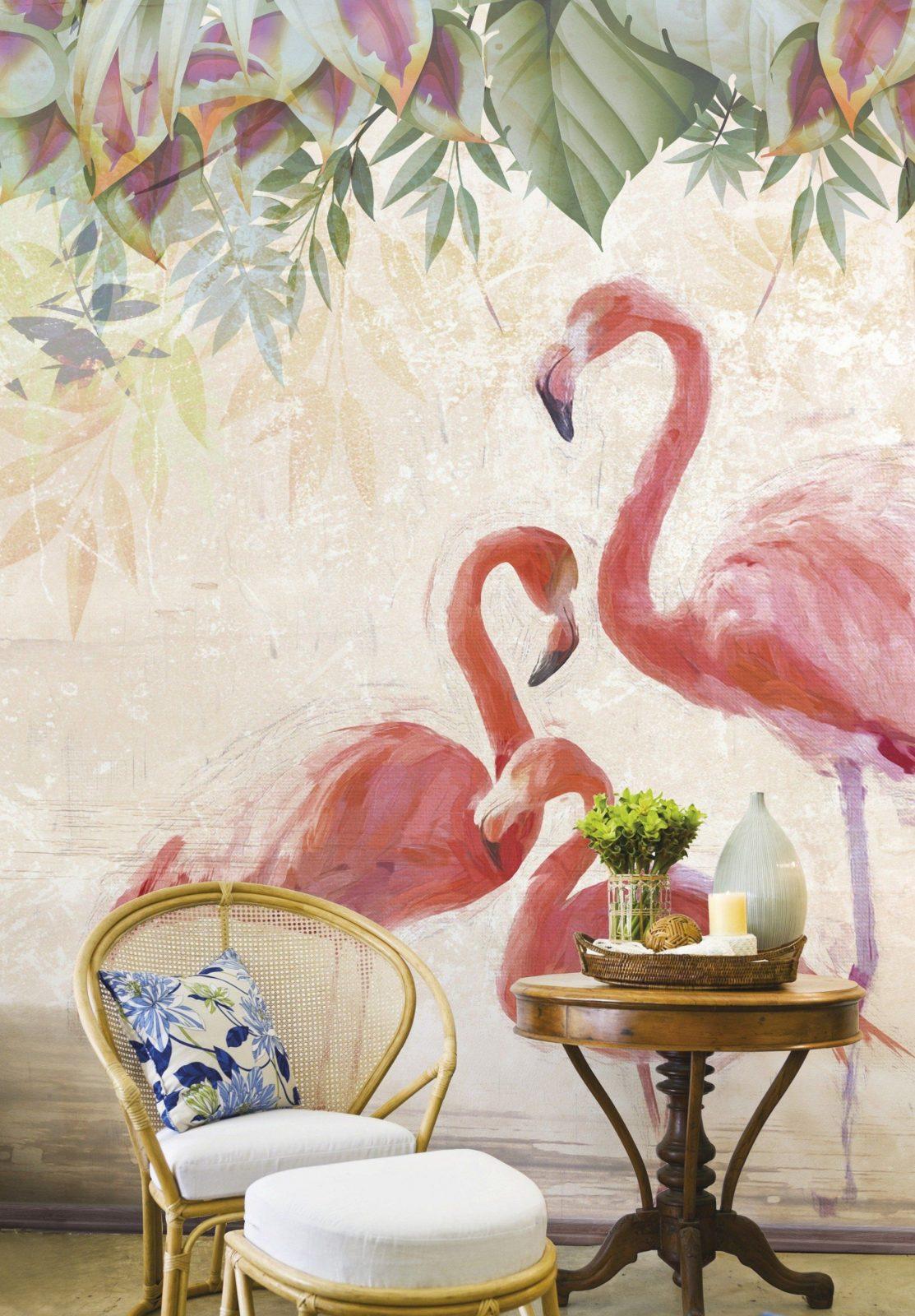 Tropisches Feeling Für Wand Tapete Wände Einschließlich Großartig von Foto Auf Tapete Drucken Lassen Photo