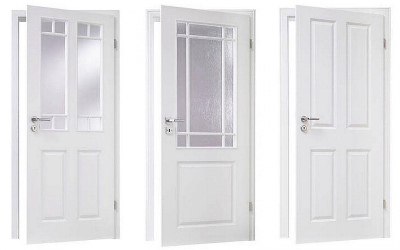 Tür Weiß Mit Glaseinsatz Oi78 – Hitoiro von Restposten Türen Und Zargen Bild