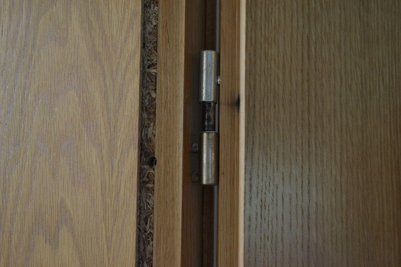 Türen & Türrahmen Streichen Anleitung & Tipps Alpina Lackieren von Kann Man Furnierte Türen Streichen Bild