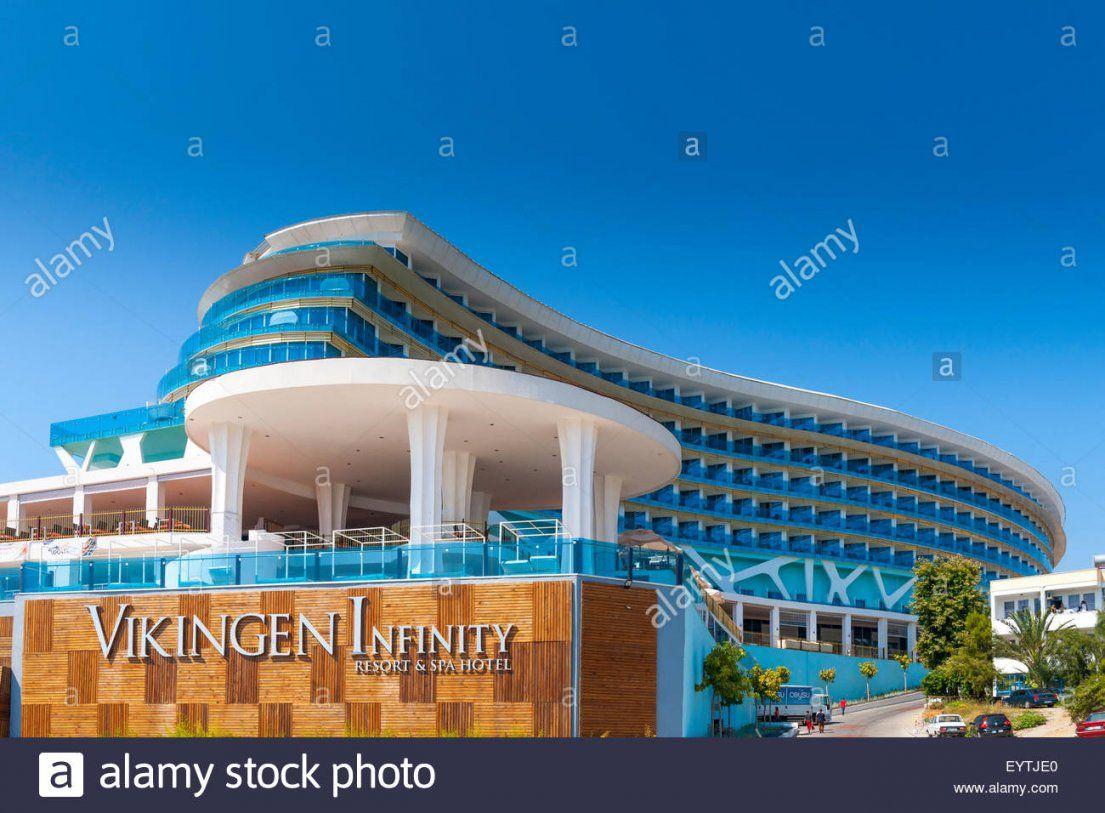 Türkei Hotelkomplex Vikingen Infinity Resort & Spa Hotel Alanya von Vikingen Infinity Resort & Spa Bilder Photo