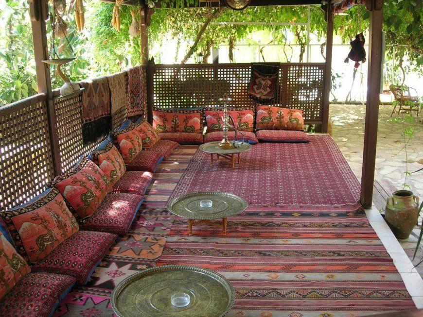 Türkische Sitzecke  Google Zoeken  Backyard  Pinterest  Sitzecke von Orientalische Sitzecke Selber Bauen Photo