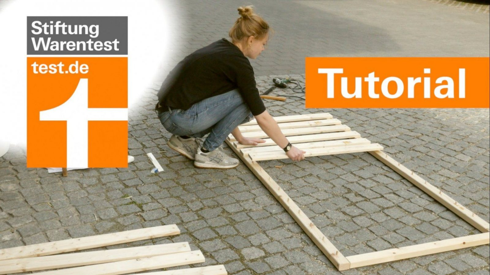 Tutorial Selbstbaulattenrost Besser Als 1000Eurokonkurrenz (Test von Stiftung Warentest Lattenrost Bauen Photo