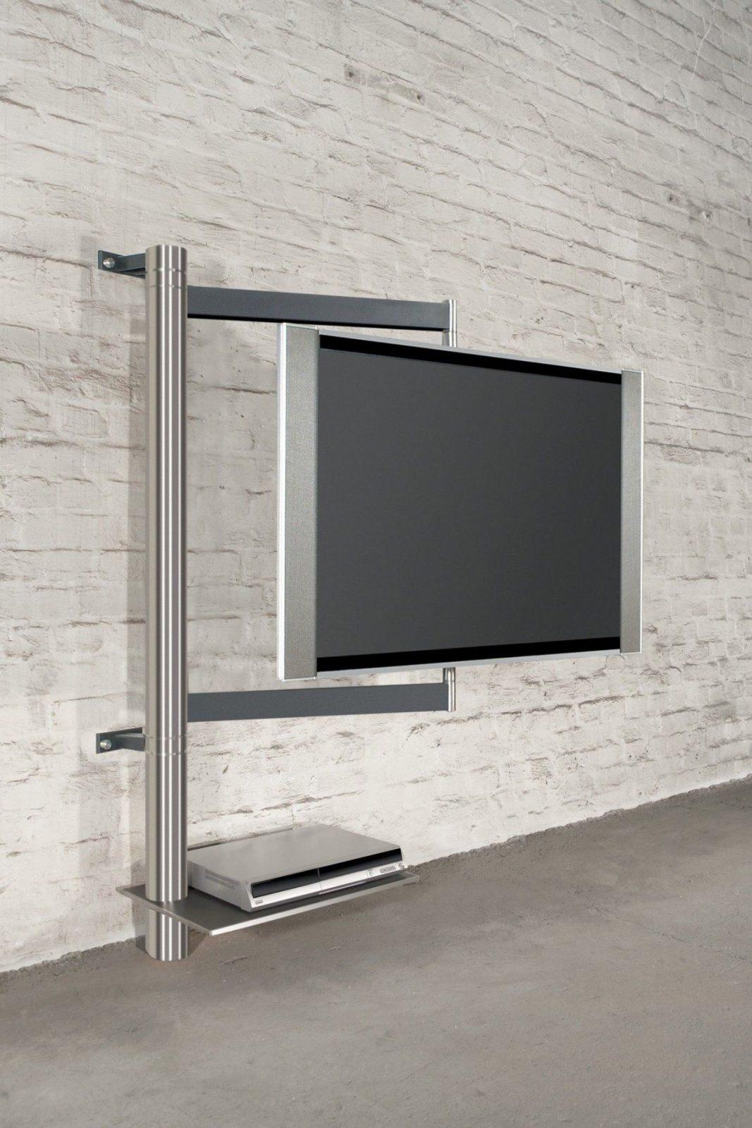 Tv An Der Wand Kabel Verstecken von Tv An Wand Kabel Verstecken Bild
