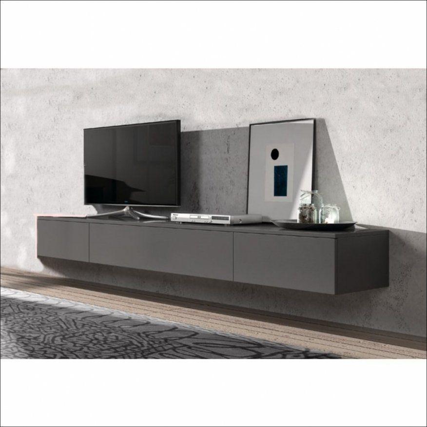 Tv Lowboard Haengend  Die Schönsten Einrichtungsideen von Lowboard Hängend Weiß Hochglanz Bild