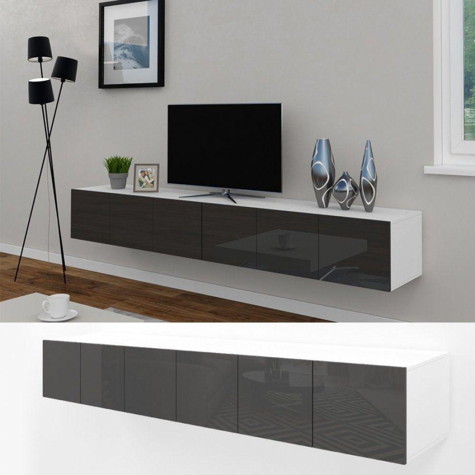 Tv Lowboard Hängend Bild Das Wirklich Luxus – Crescereconlacostituzione von Tv Lowboard Weiß Hochglanz Hängend Photo