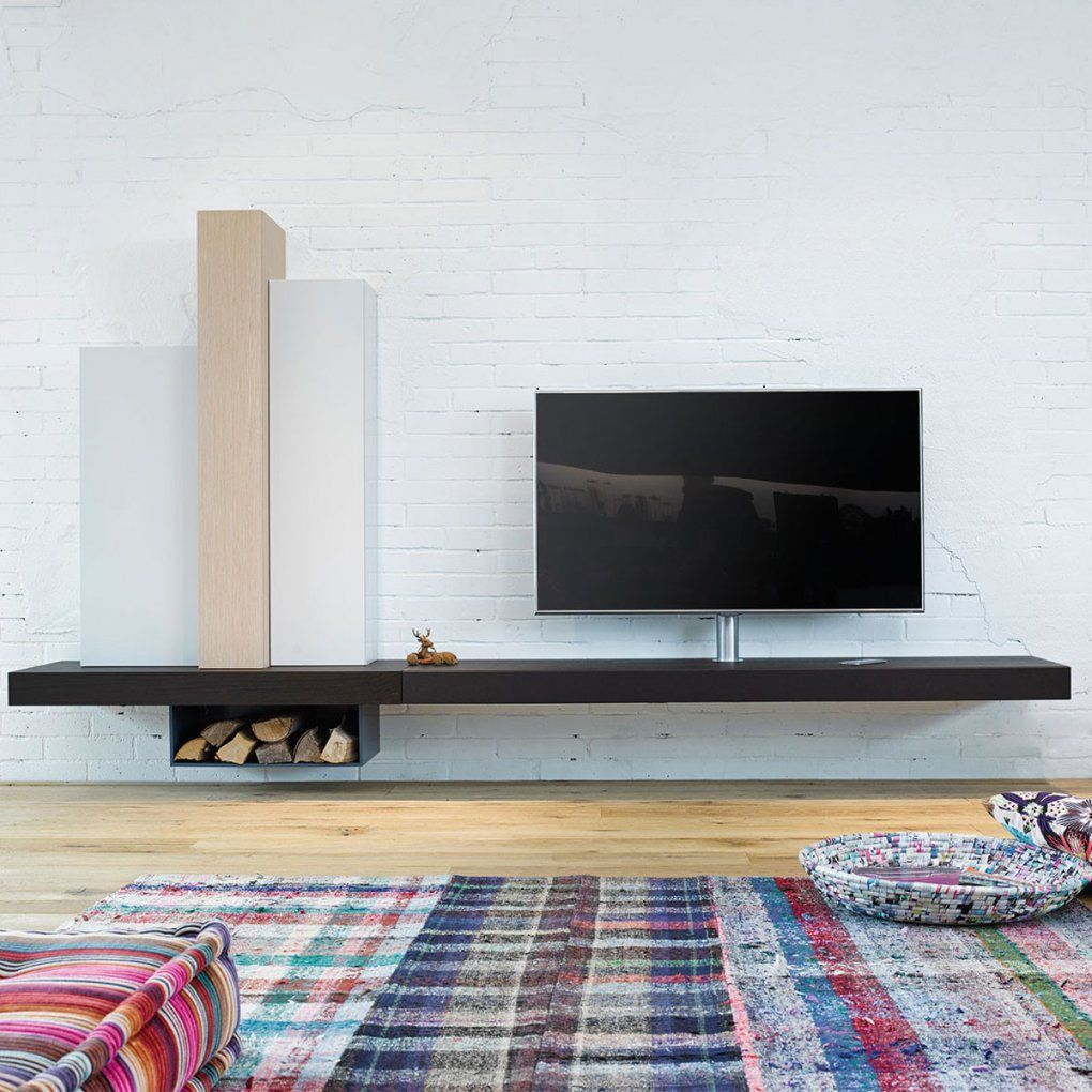Tv Lowboard Weiß Holz Chemikum With Das Beste Selber Bauen Avec Tv von Tv Möbel Selber Bauen Photo