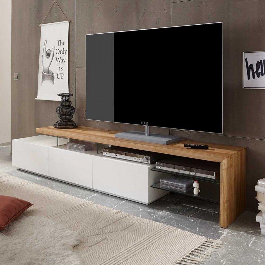 Tv Lowboards Für Ihr Zuhause Online Bestellen  Wohnen von Tv Lowboard Weiß Hängend Bild