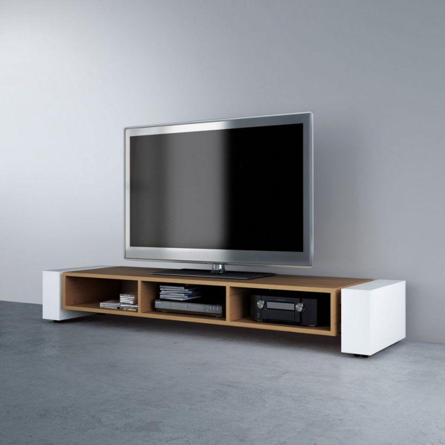Tv Rack Selber Bauen  Ambiznes von Tv Board Selber Bauen Bild