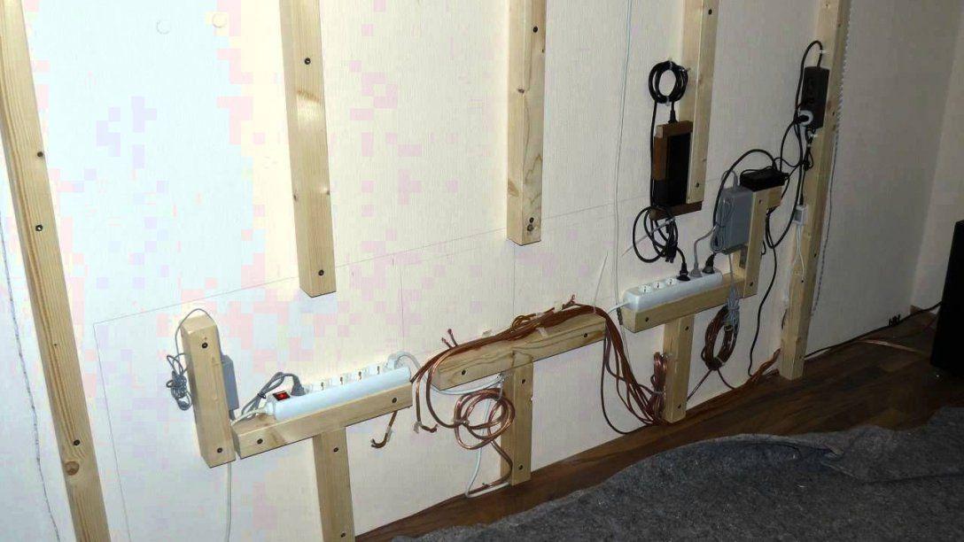 Tv Wand Selber Bauen Mit Logoclic Lamiwall  Тв  Pinterest  Tv von Tv Wand Bauen Anleitung Photo