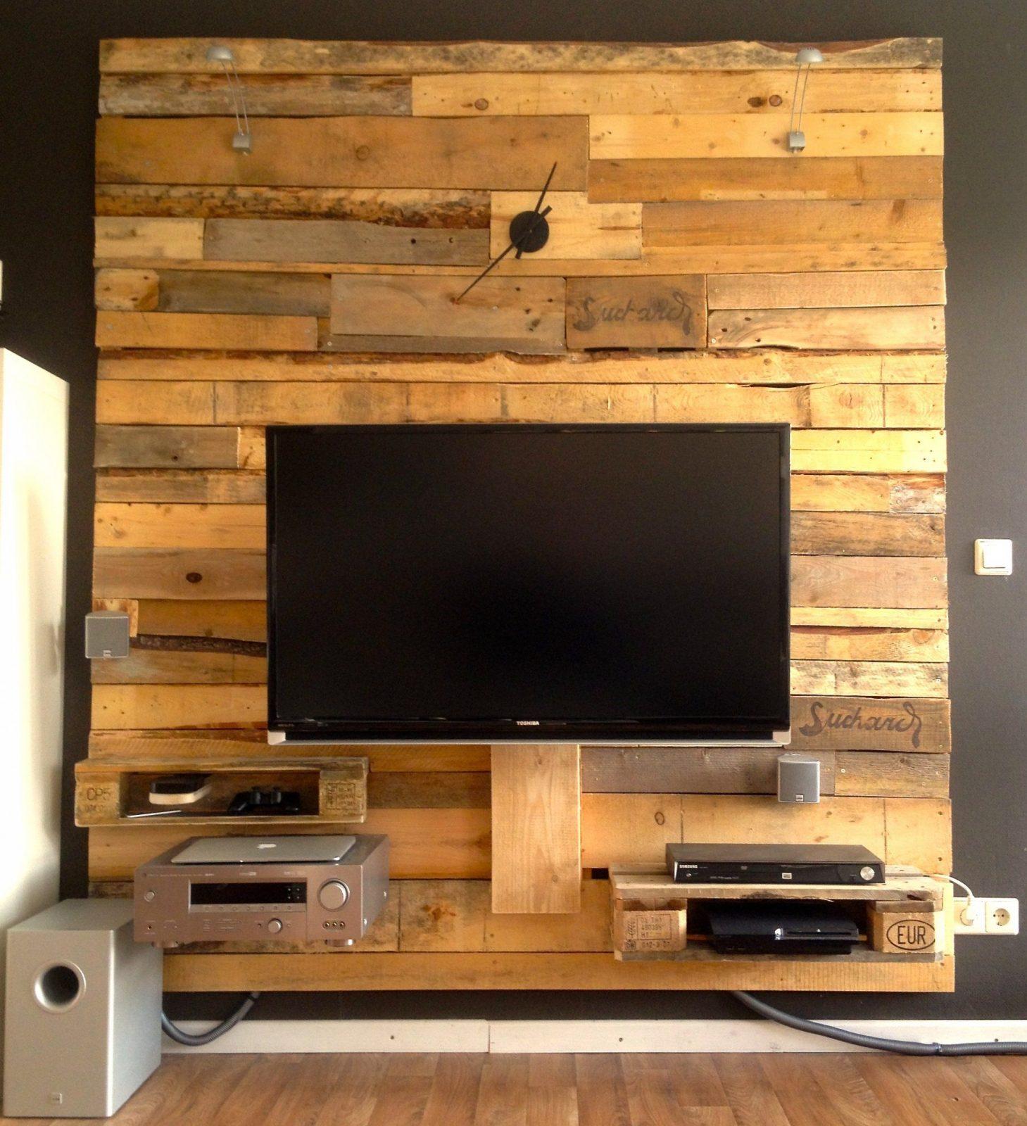 Tv Wandverkleidung Auf Innen Und Aussen Architektur Tile Kleines von Wandverkleidung Holz Selber Bauen Photo