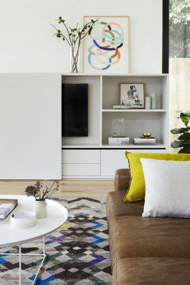 Tvverstecken  Home  Pinterest  Verstecken Wohnzimmer Und Fernseher von Fernseher Im Wohnzimmer Verstecken Bild