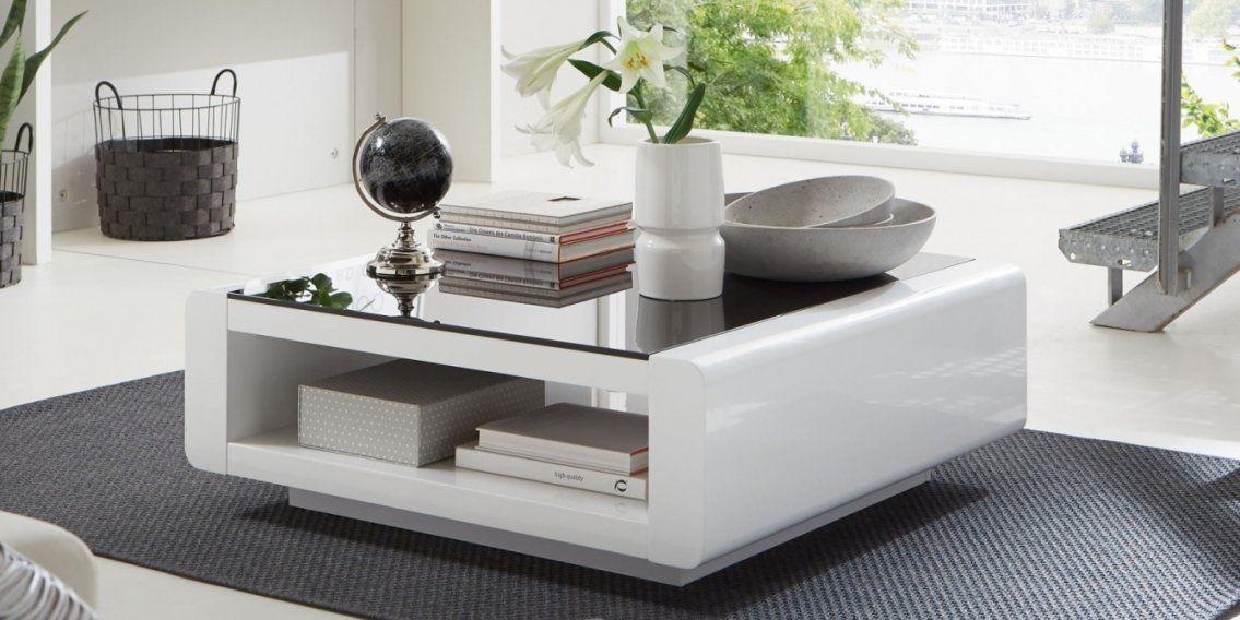 U Couch Couchtisch Weiß Hochglanz Quadratisch  Couchtisch Design von Couchtisch Weiß Hochglanz Rechteckig Photo