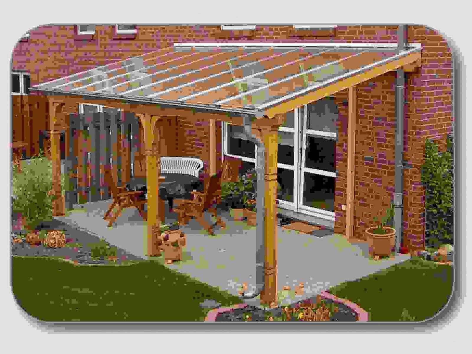 Überdachung Selber Bauen Nach Maß Von Holzon Ist Tolle Design Von von Freistehende Überdachung Selber Bauen Bild