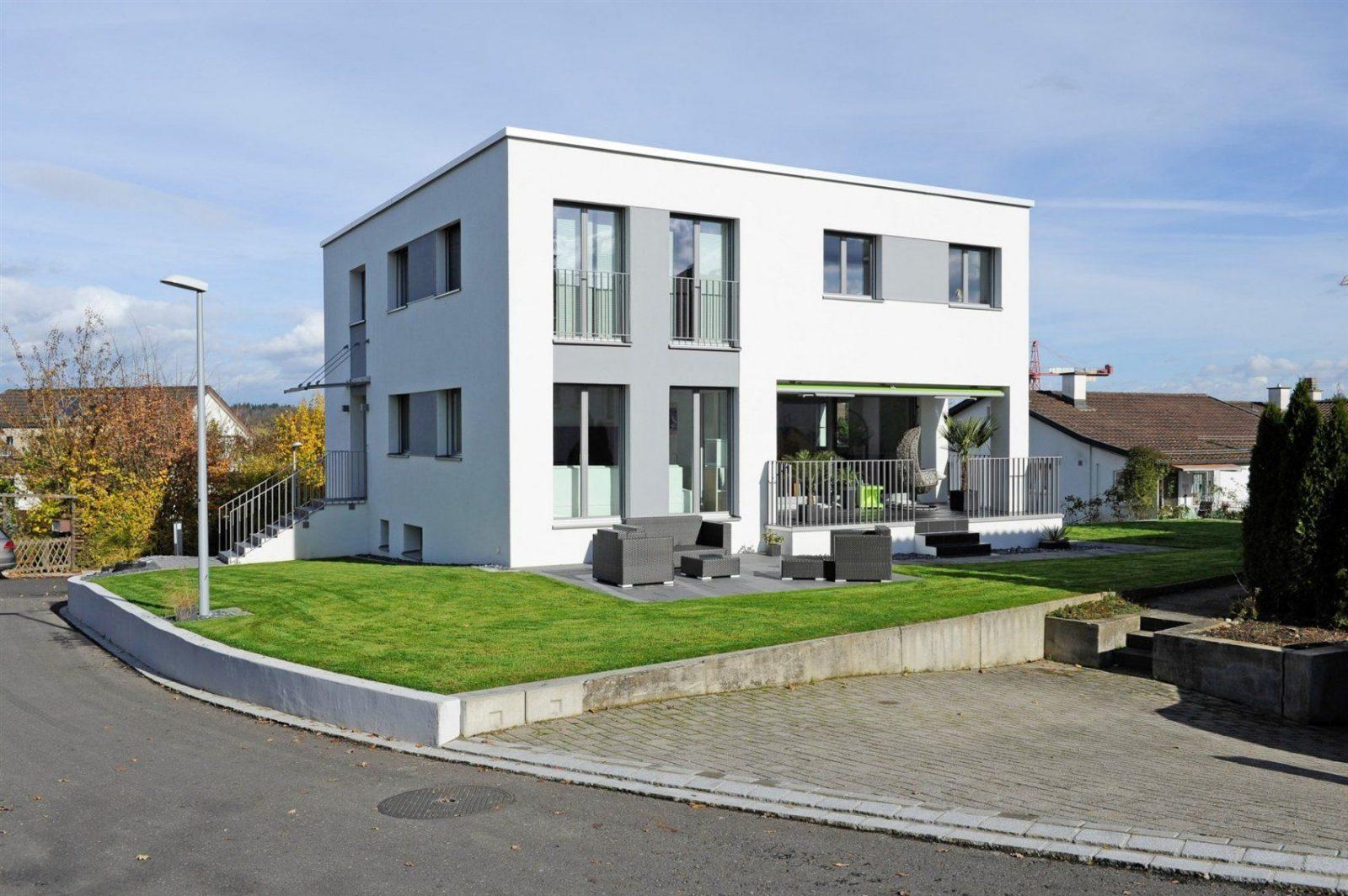 Umbau Zurich Aufstockung Einfamilienhaus Rickenbach Von Haus