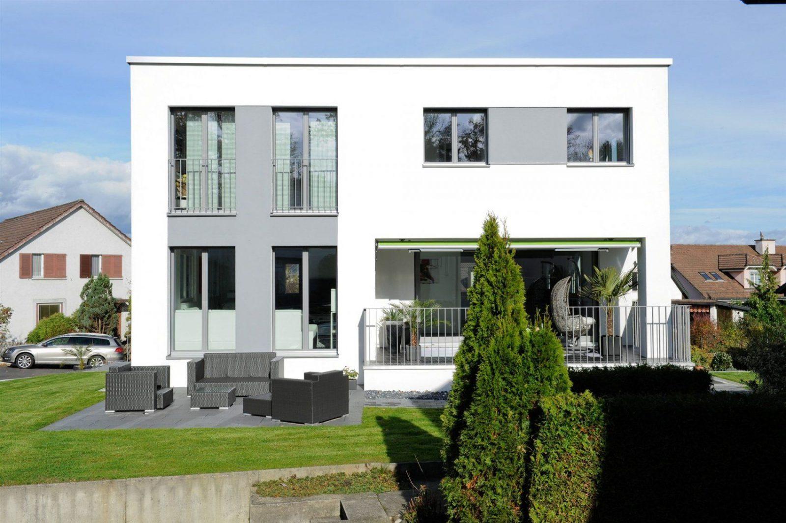 Umbau Zürich  Aufstockung Einfamilienhaus Rickenbach von Haus Aufstocken Vorher Nachher Photo