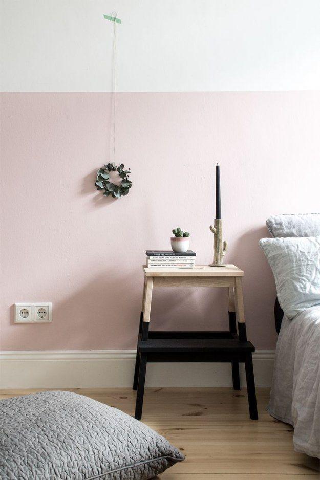 Unbelievable Design Wand Streichen Ideen Zimmer  Home Design Ideas von Ideen Zum Wände Streichen Bild