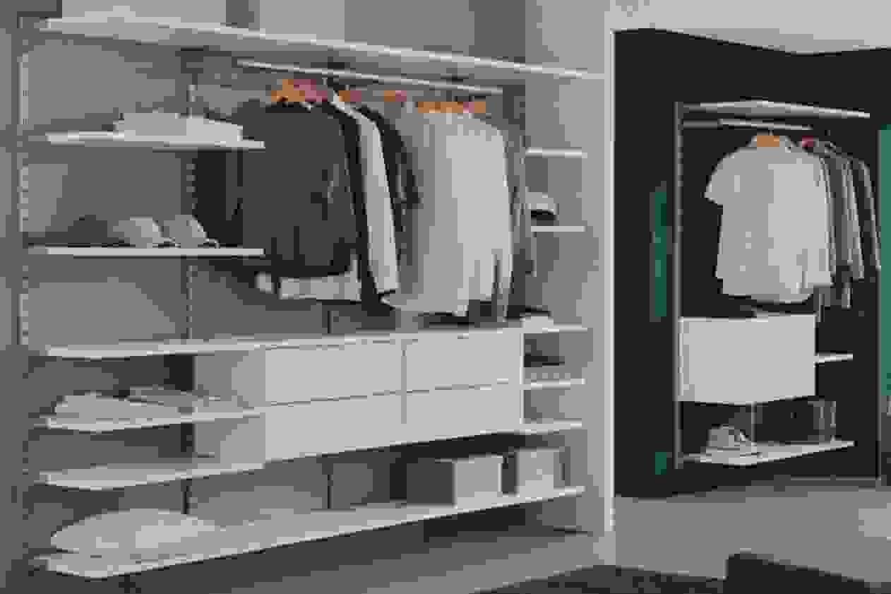 Kleiderschrank selber machen ideen haus design ideen - Schlafzimmerschrank selber bauen ...