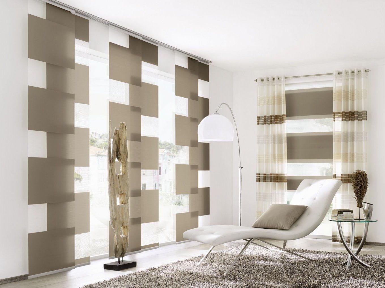 Unglaublich Gardinenideen Vorhange Fenster Wohnzimmer Gardinen von Gardinen Ideen Wohnzimmer Modern Photo