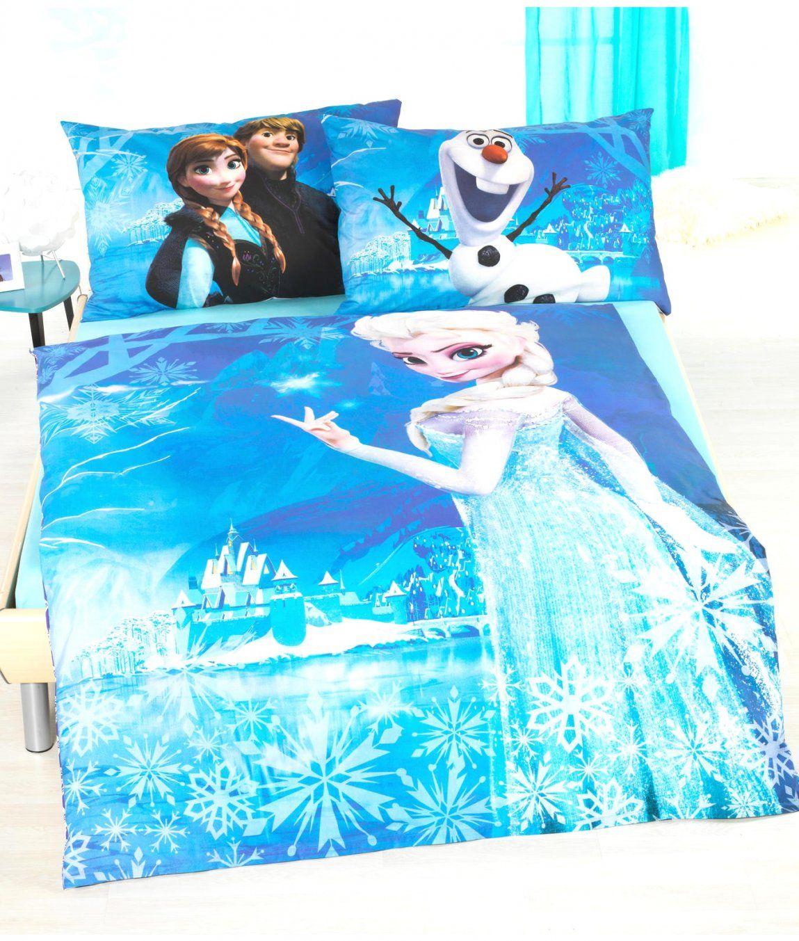 Unglaubliche Ideen Elsa Bettwäsche Aldi Und Intelligente Die Eisk von Elsa Bettwäsche Aldi Bild