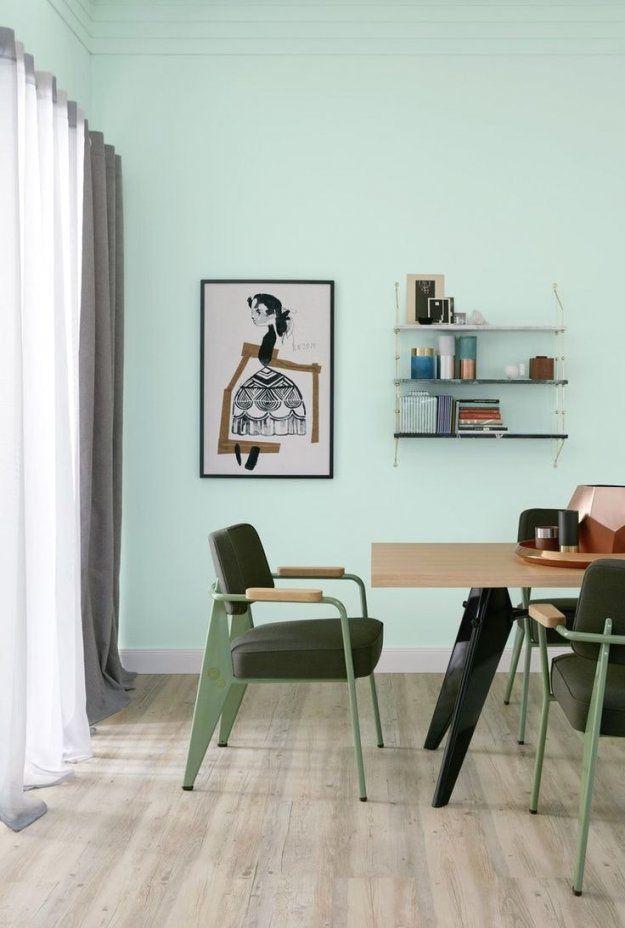 Unglaubliche Ideen Wandfarbe Jade Und Tolle Die Besten 25 Schöner von Schöner Wohnen Farbe Jade Bild