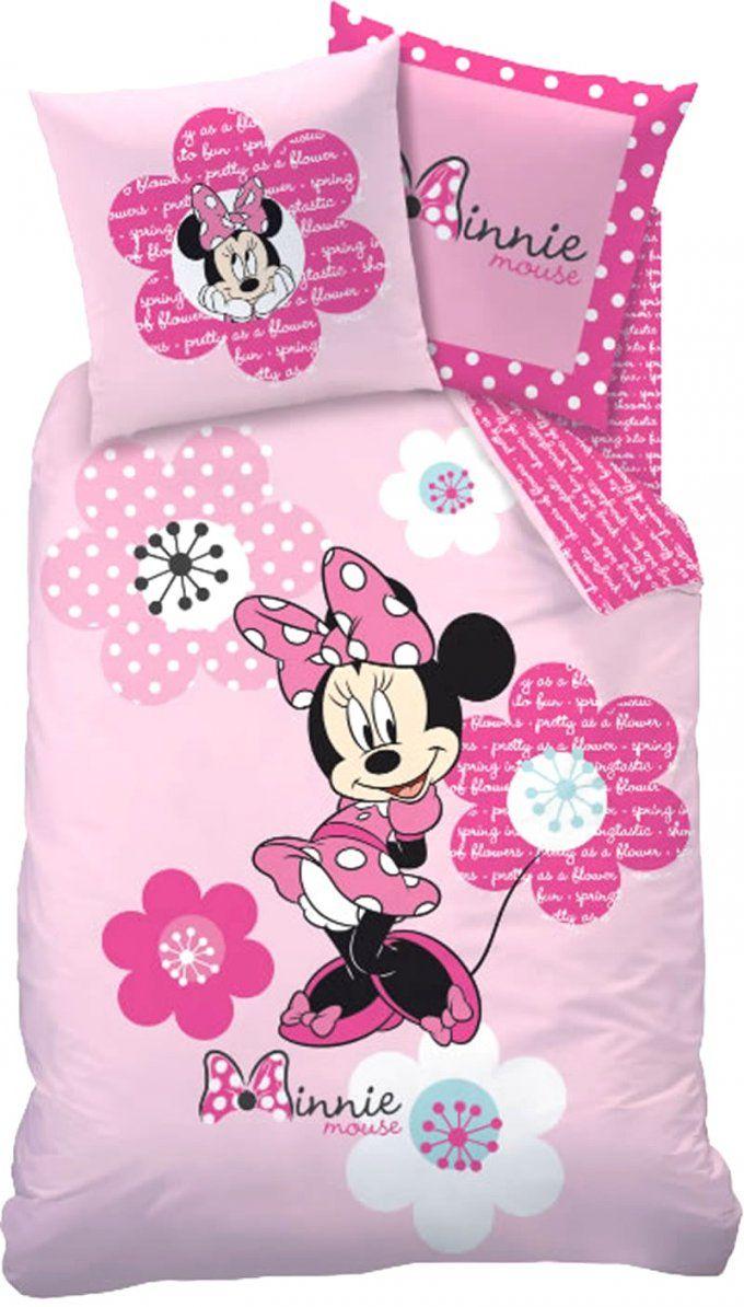 Unglaubliche Inspiration Minnie Maus Bettwäsche Und Schöne Mickey von Minni Maus Bettwäsche Bild