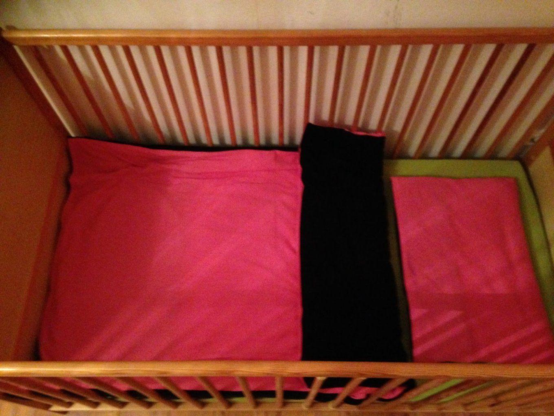 Unikati89 Baby Bettwäsche Nähen Teil 1 von Bettwäsche Nähen Hotelverschluss Photo