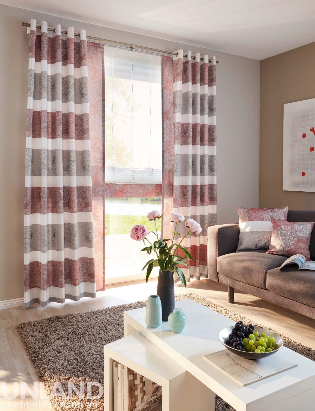 Unland Dorin  Vorhang Fensterideen Gardinen Und Sonnenschutz von Unland Gardinen Outlet Photo