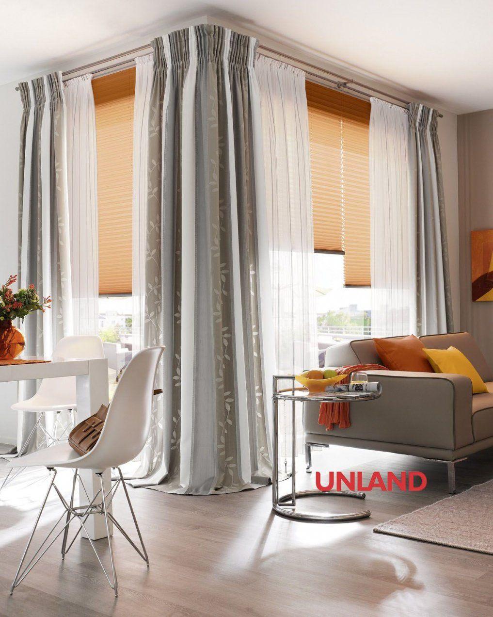 Unland Selene Fensterideen Vorhang Gardinen Und Sonnenschutz von Unland Gardinen Muster Bild