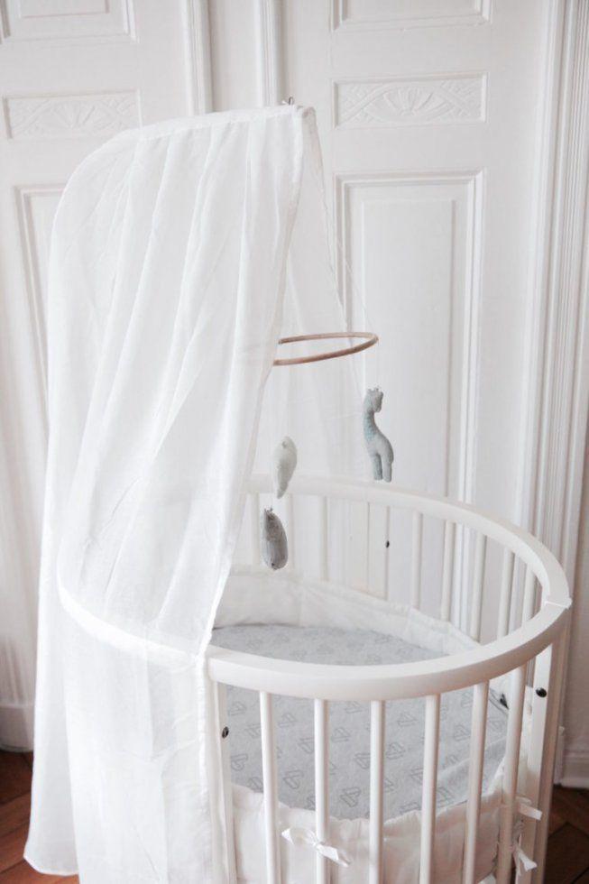 Unser Babybett Von Stokke Sleepi Mini  Mini Journelles von Stokke Sleepi Mini Matratze Bild