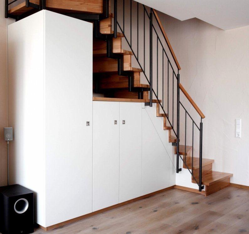 Unter Treppe Ideen Mit Komplett Garderobe Unter Offener Treppe 99 von Stauraum Unter Offener Treppe Photo