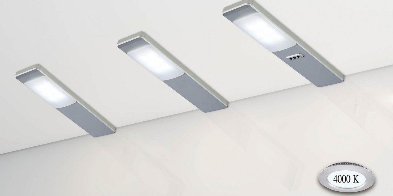 Unterbauleuchten Küche Led Flach Sensor von Led Küchen Unterbauleuchte Mit Sensor Bild