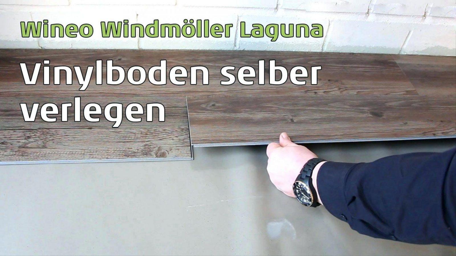 Unterlage Laminat Produktvideo Ansehen Fur Laminatboden Bei von Vinyl Auf Fliesen Mit Fußbodenheizung Verlegen Photo