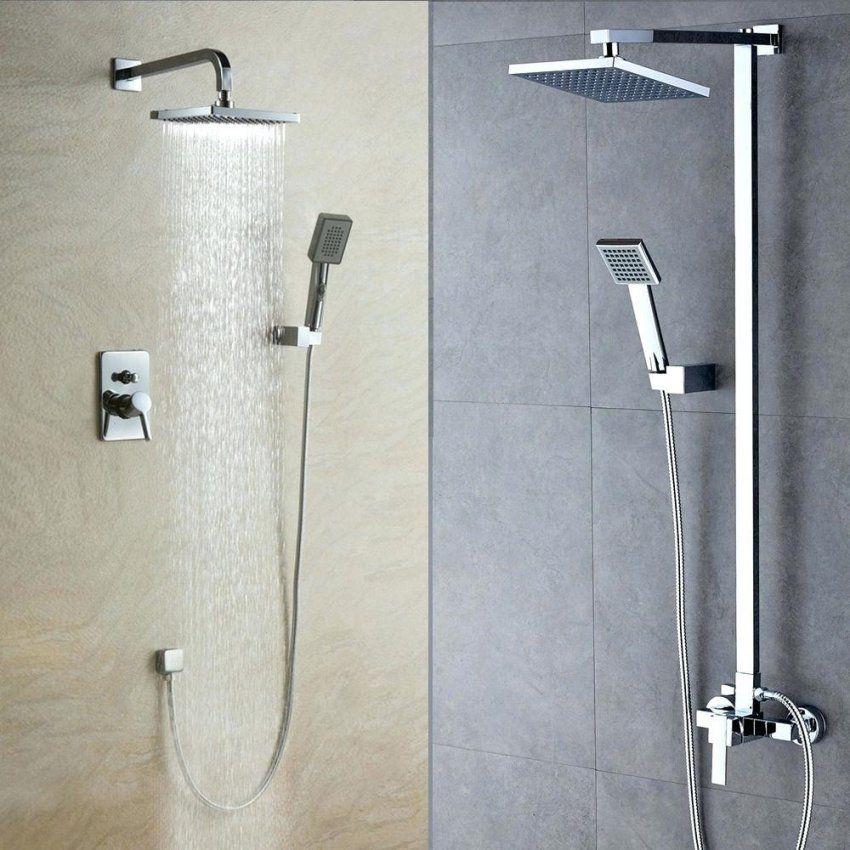 Unterputz Armatur Dusche Grohe Duscharmatur Set Tropft Mit Thermostat von Unterputz Armatur Dusche Set Photo