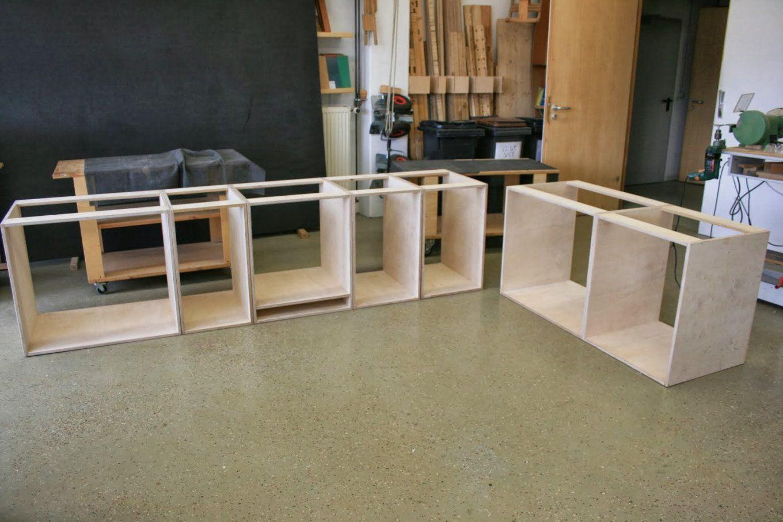 Unterschrank Küche Selber Bauen von Herd Schrank Selber Bauen Photo