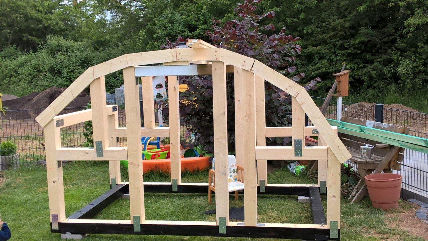 Userprojekt  Hobby & Freizeit  Selbst von Spielhaus Kinder Selber Bauen Photo