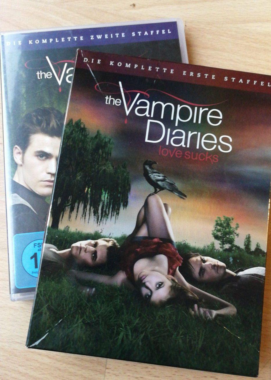 Vampirediariesstaffel1223617ce1 Von Vampire Diaries Bettwäsche Photo
