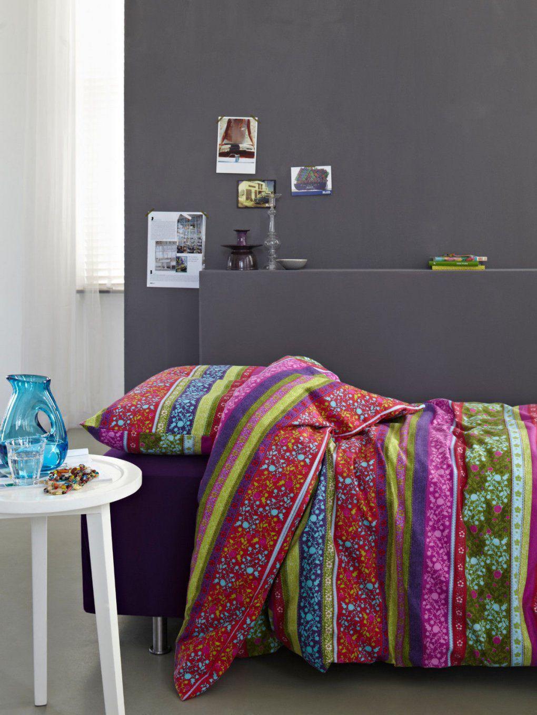 Vanezza Flanell Biber Bettwäsche Lolita Multi 155X220 Cm 2Tlg von Vanezza Biber Bettwäsche Photo
