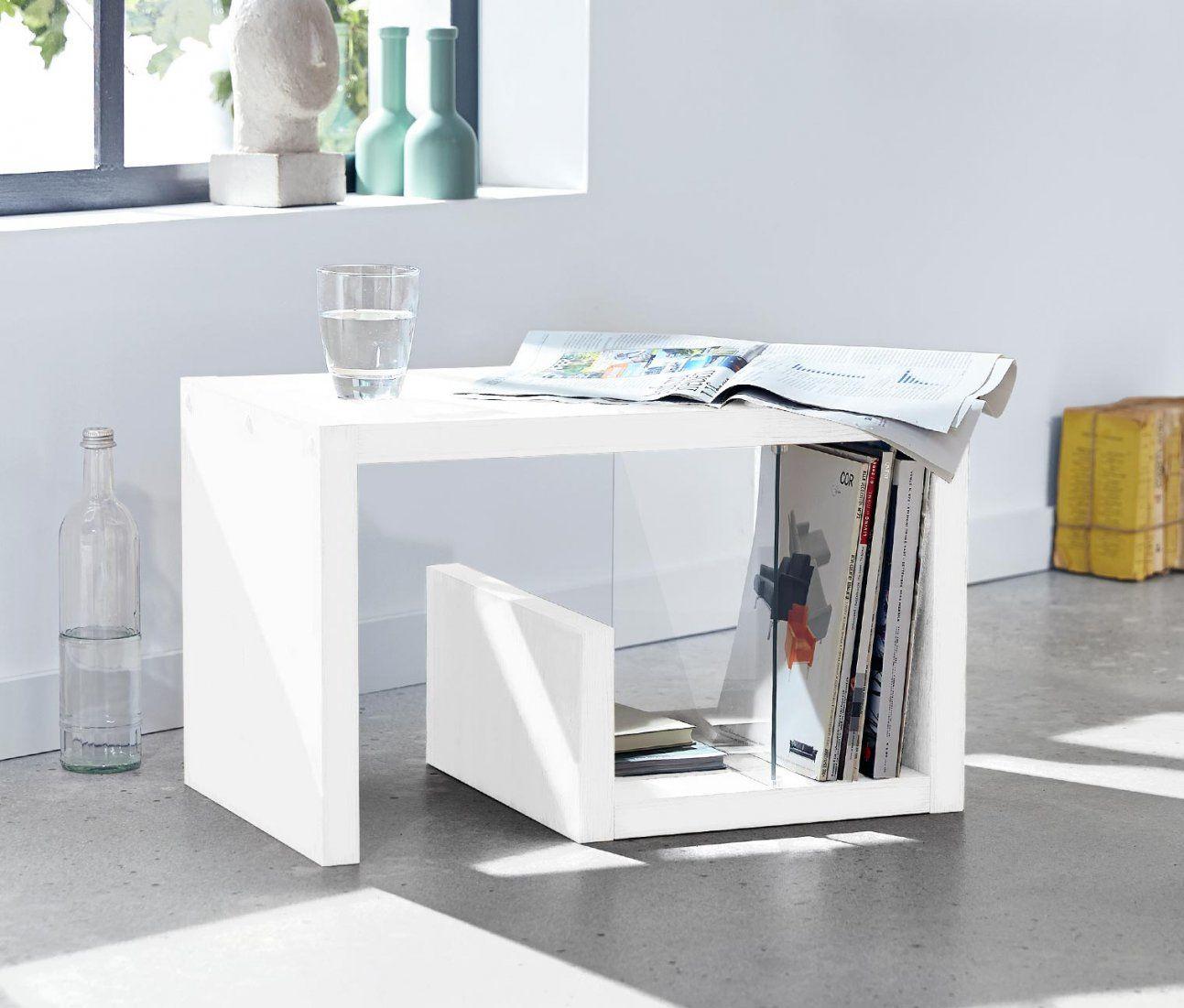 Variobeistelltisch Weiß Online Bestellen Bei Tchibo 309182 von Tchibo Couchtisch Weiß Bild