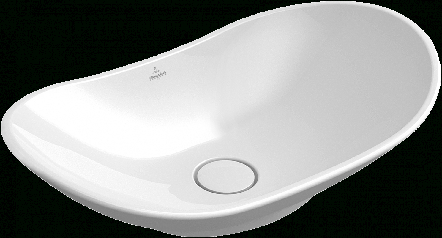 V&b My Nature Surfacemounted Washbasin Oval  Leigh Plumbing Merchants von Villeroy & Boch My Nature Aufsatzwaschtisch Photo