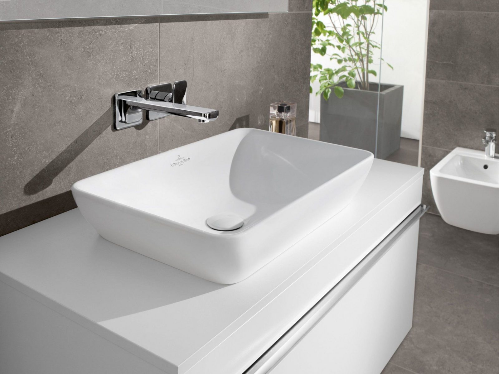 Venticello Learn More On Great Villeroy & Boch Bathroom Furniture von Villeroy Boch Gäste Wc Bild